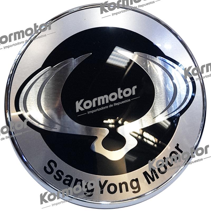 7994032011_Emblema_portalon_ssangyong_actyon_original