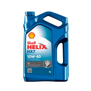 ACEITE 10W40 SHELL HELIX 4L