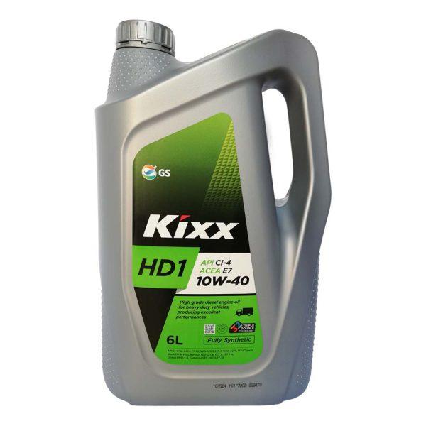 ACEITE 15W40 6LTS KIXX CRDI